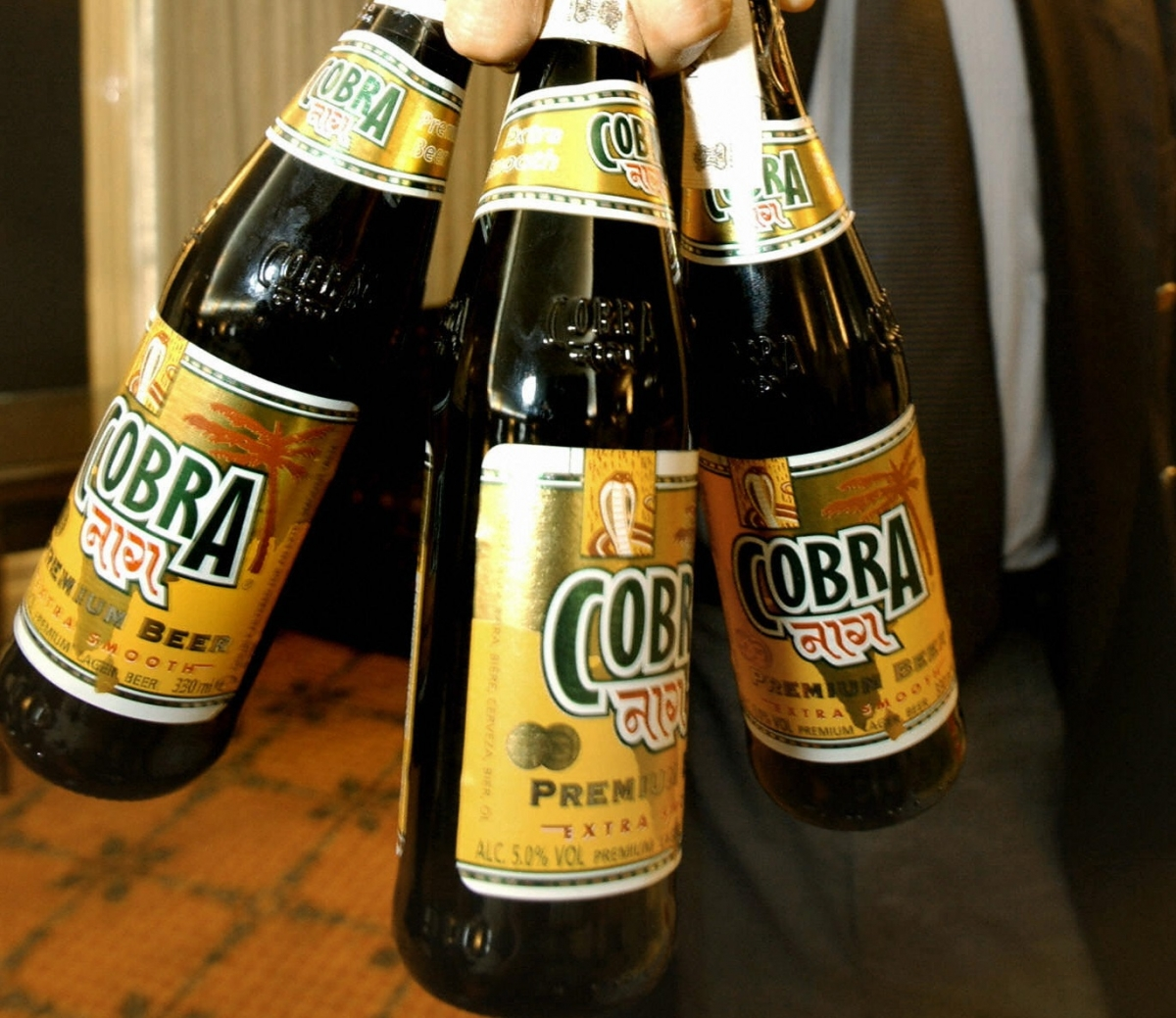 Cobra beer deals