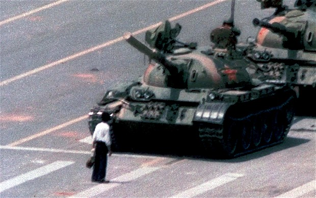 Tiananmen Square 25th Anniversary – Remembering the Bloody Crackdown
