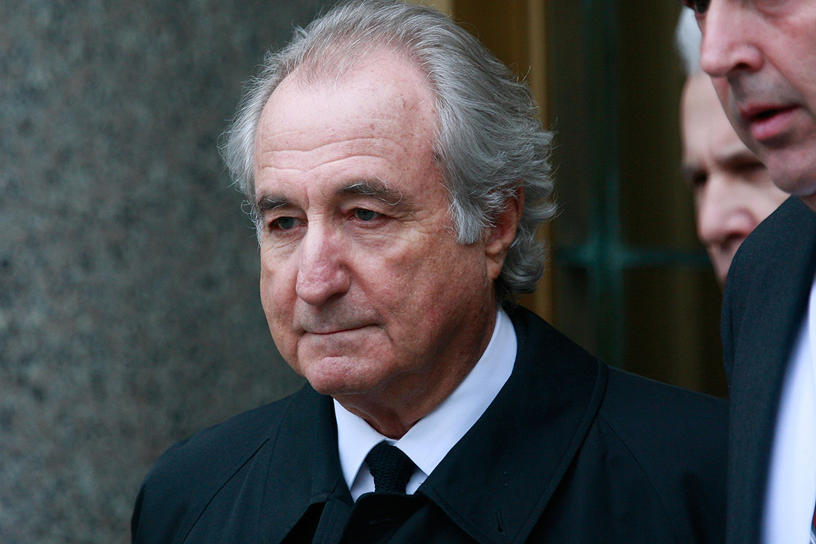 Bernie Madoff says pain of Ponzi fraud victims is 'nothing' compared to pain of losing his sons - bernie-madoff