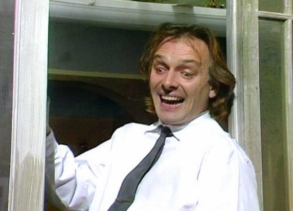 Rik Mayall's Message from Beyond: 'Being Dead is ...