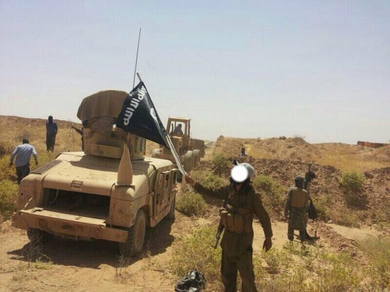 Isis Syria Iraq
