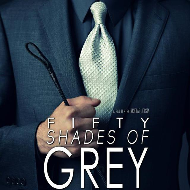 fifty shades of grey film first trailer update and racy fan made posters. Black Bedroom Furniture Sets. Home Design Ideas