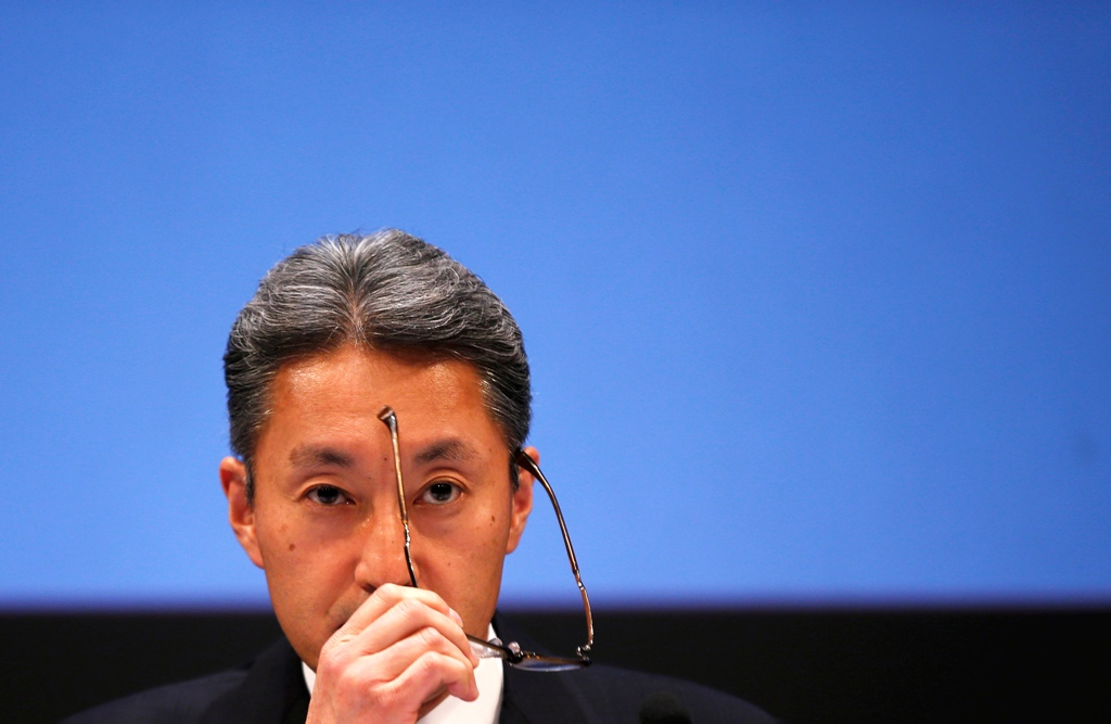 Sony Not Thinking of Hiving Off Entertainment Business: CEO Kazuo Hirai
