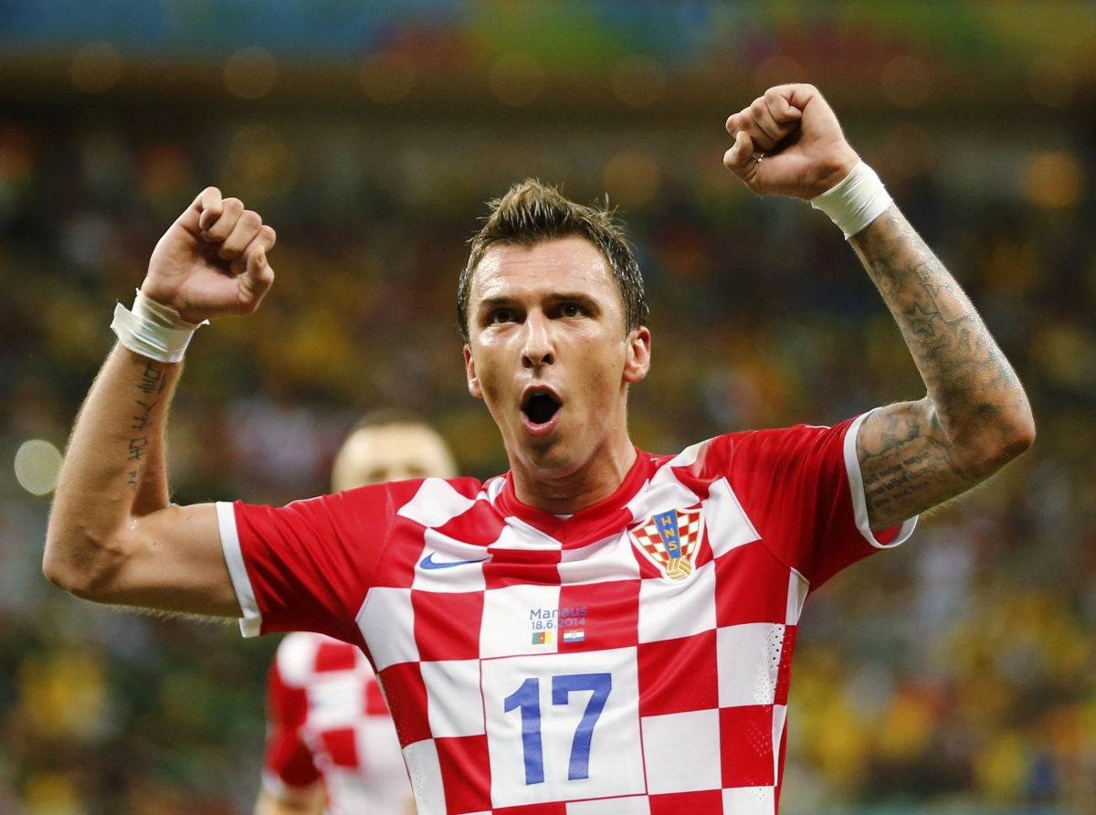 Atletico Madrid Close To Securing Chelsea And Arsenal Target Mandzukic