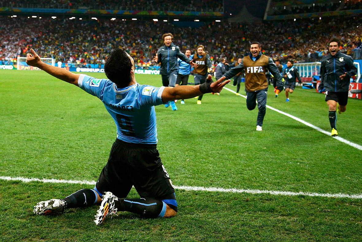 The best goal celebration