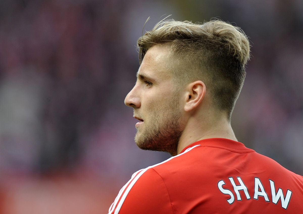 Manchester United plete Second Signing as Luke Shaw Joins on
