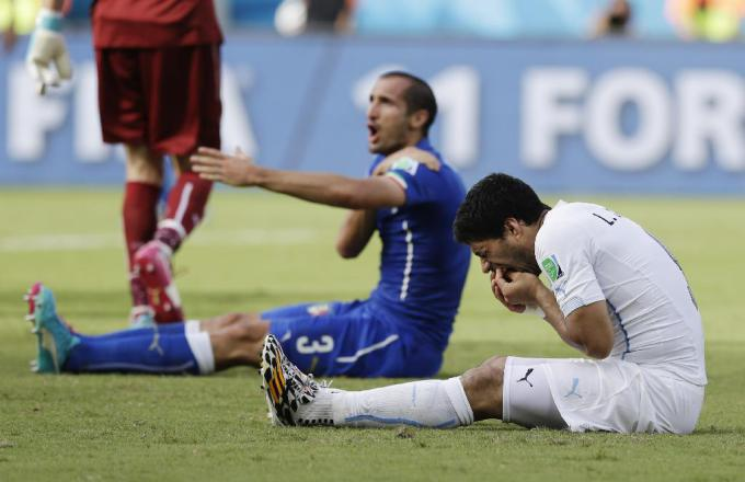 FIFA Will Not Speculate About Suarez