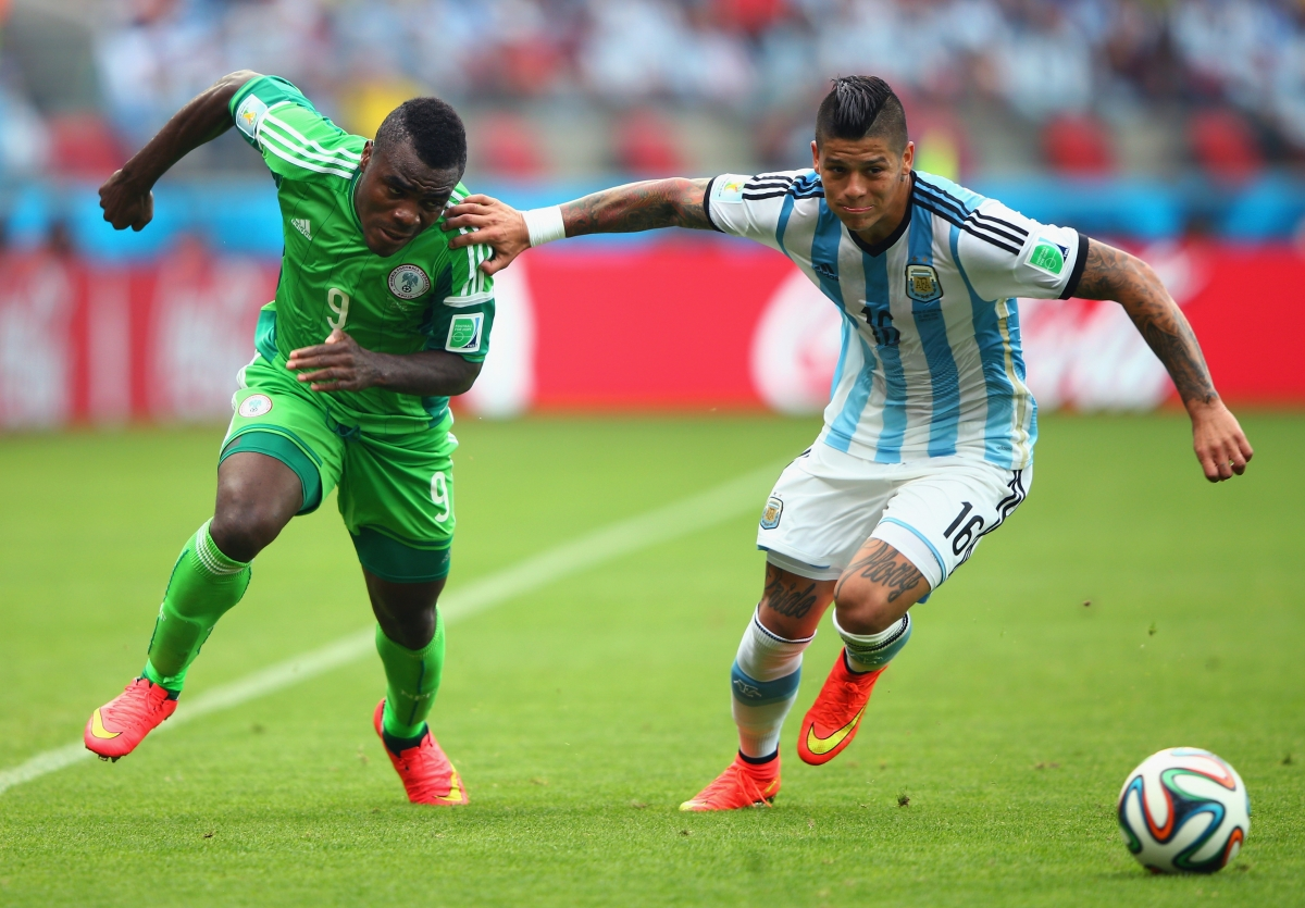 Chelsea Make £16m Bid in Signing Nigerian Star Emmanuel Emenike