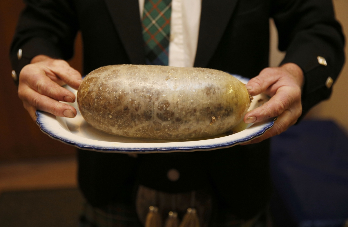 how to catch a haggis