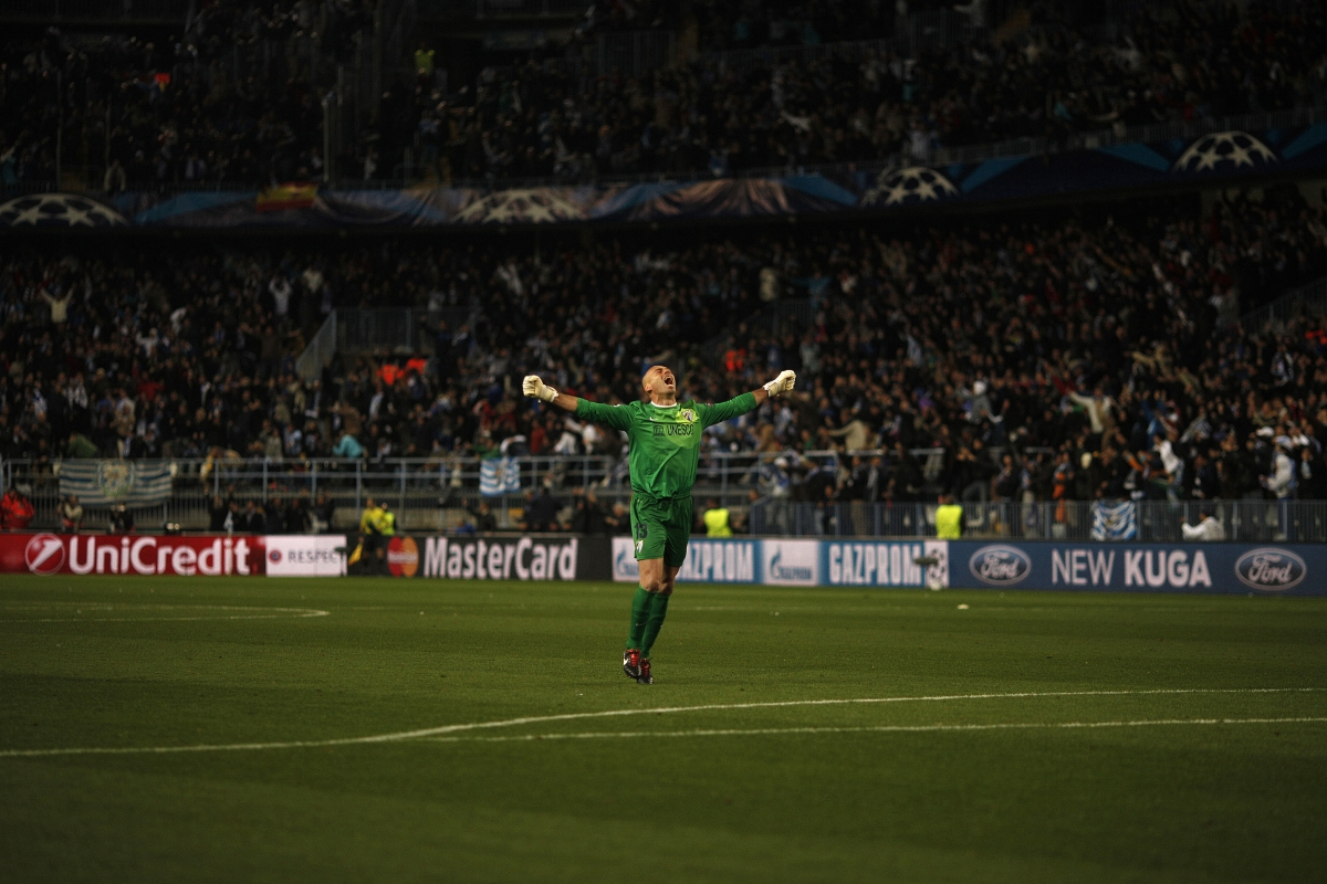 Willy Caballero excelled under Manuel Pellegrini at Malaga.