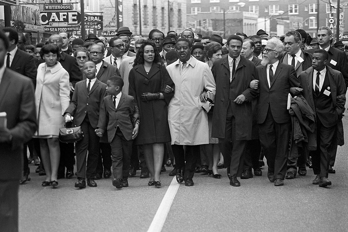 martin luther kings struggle for african american rights This lesson introduces students to martin luther king between violence and nonviolence in the struggle for studies people african american.