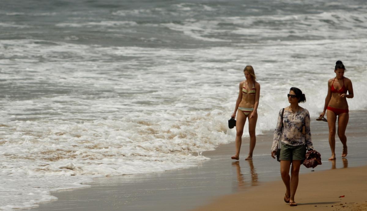 Гоа пляжи фото девушек