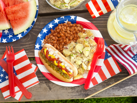 Independence day 2014 what do americans eat on 4 july for Do they have a 4th of july in england