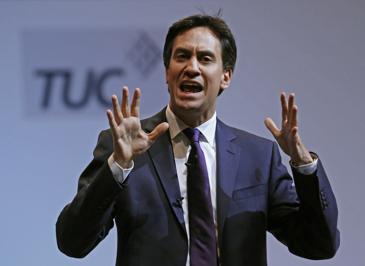 Ed Miliband: Tackling UK Skills Shortage 'Urgent' Priority for Labour