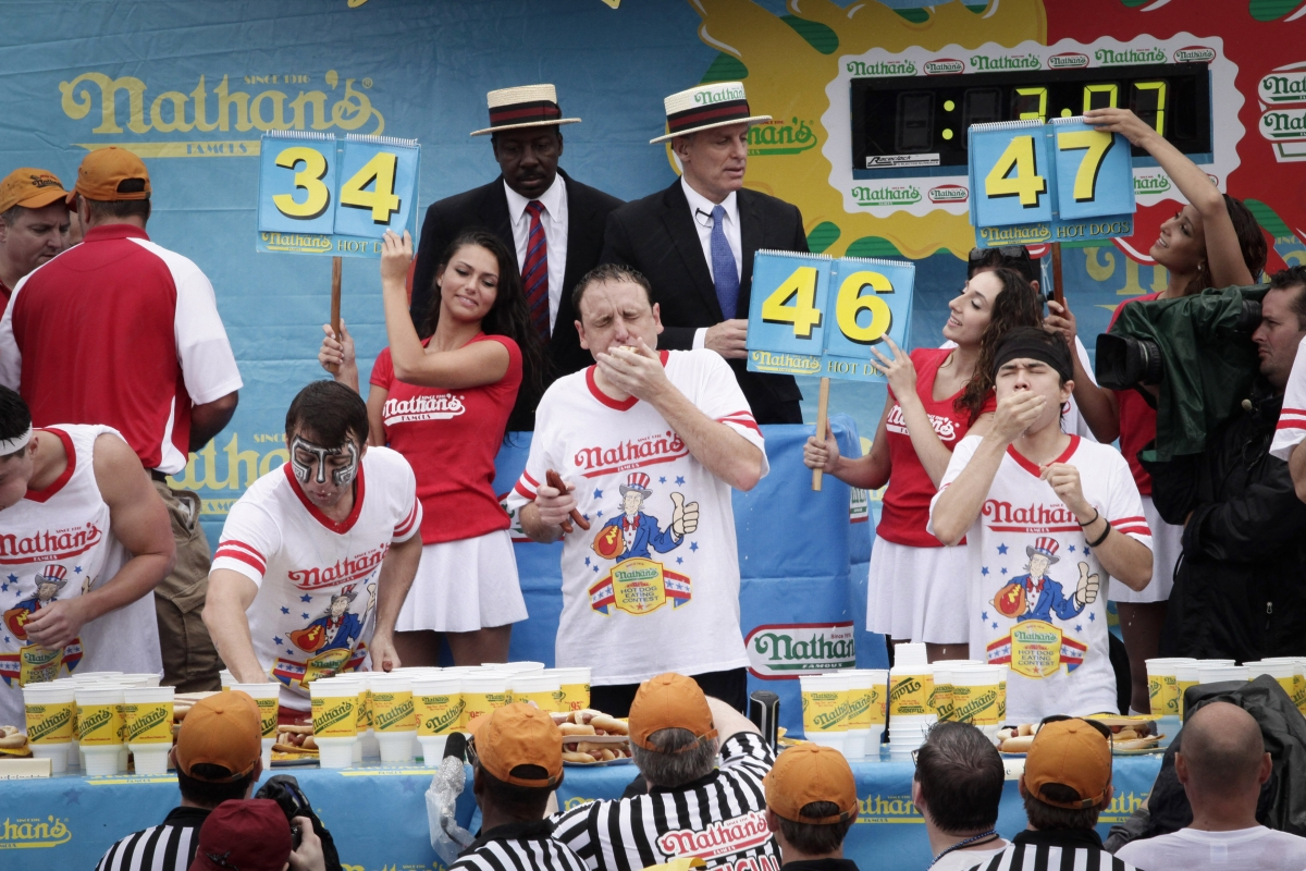 Hot Dog Eating Contest Death