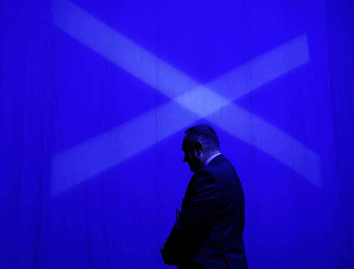 SNP's Alex Salmond has continually pledged that Scotland can go it alone with abundant oil reve