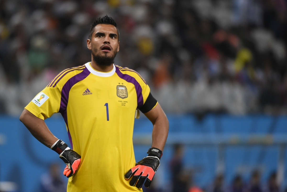 Sergio Romero Set For Manchester United Medical Ahead Of