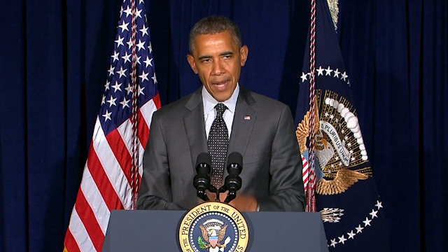 Obama Urges Congress to Pass his Immigration Bill