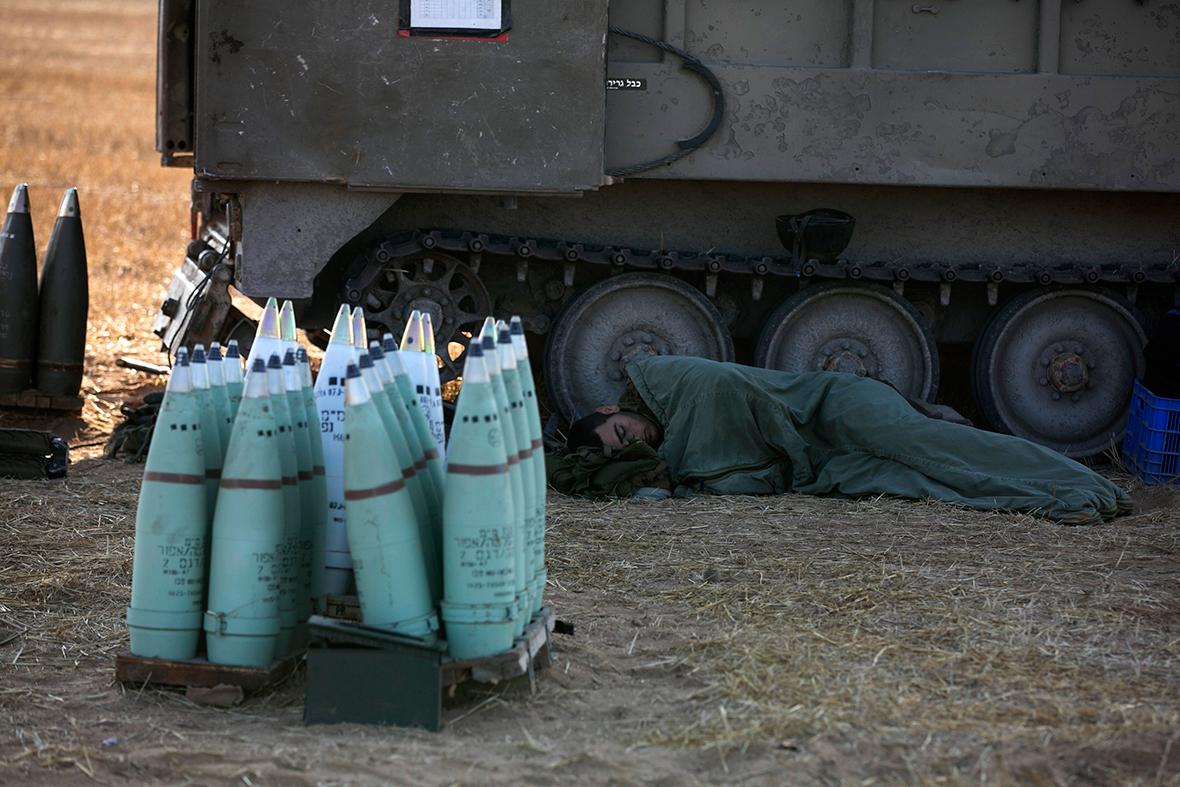 israel ground offensive gaza