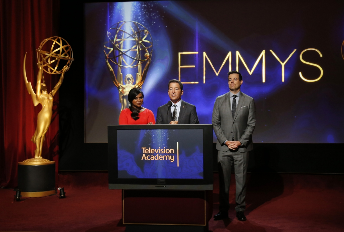2014 Emmy nominations are announced today