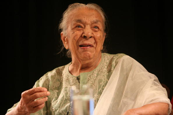 Indian actress and choreographer Zohra Sehgal has passed away at the age of 102.