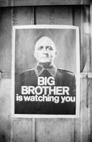 Big Brother is Watching You - Orwell