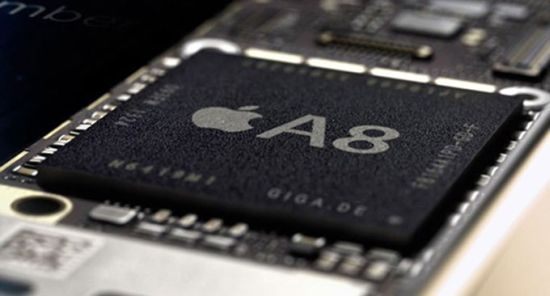 Apple's New 20nm A8 Chip Clocks