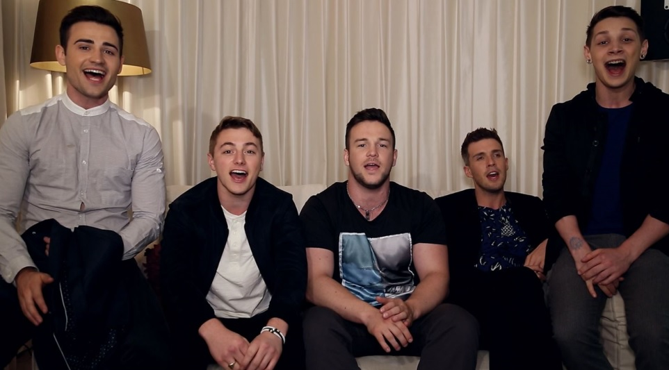 Collabro - Britain's Got Talent Winners Talk Bringing Musical Theatre to the Masses