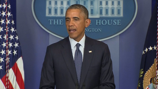 Obama Stresses Importance of Revie