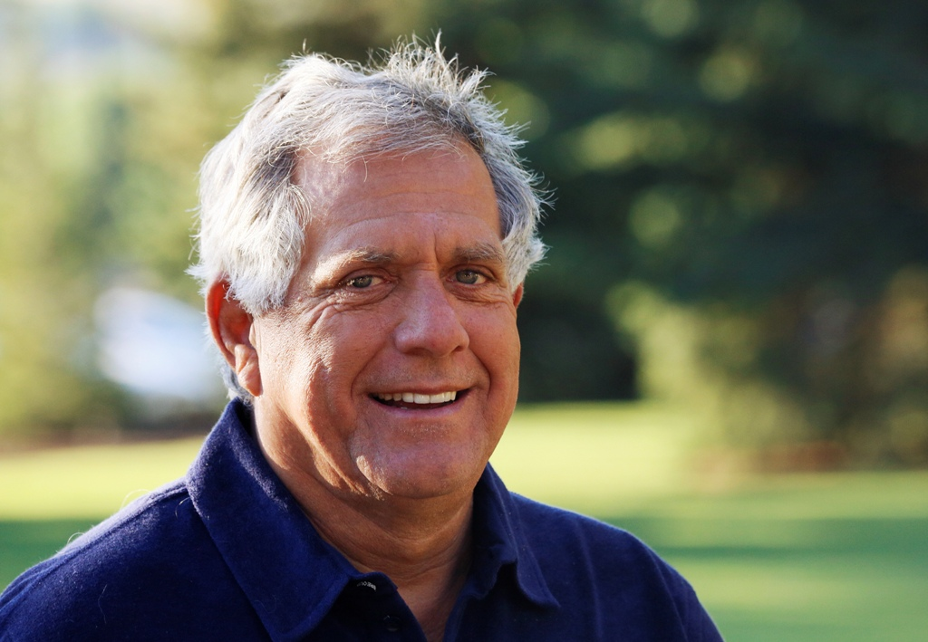 CBS CEO Leslie Moonves