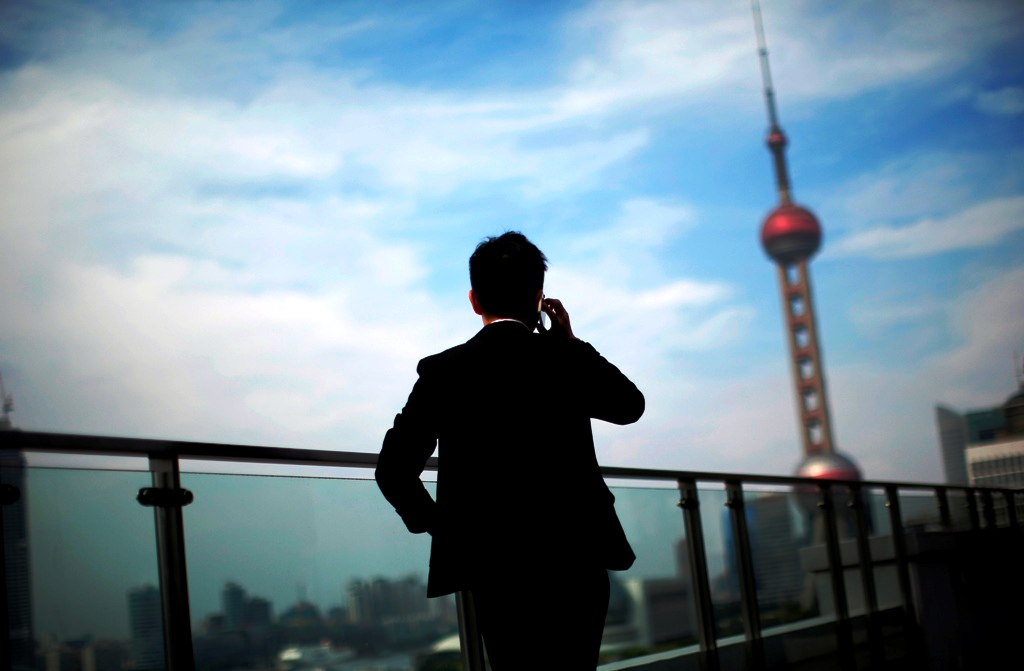 China: Business Sentiment Hits Seven-Month High