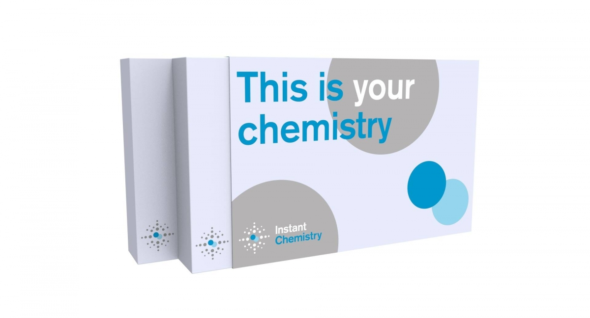 Instant Chemistry genetic chemistry kit