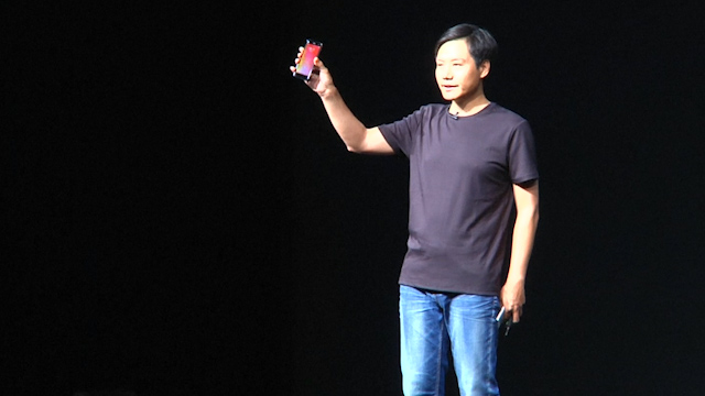 China's Xiaomi Launches Latest Flagship Mi 4 Smartphone