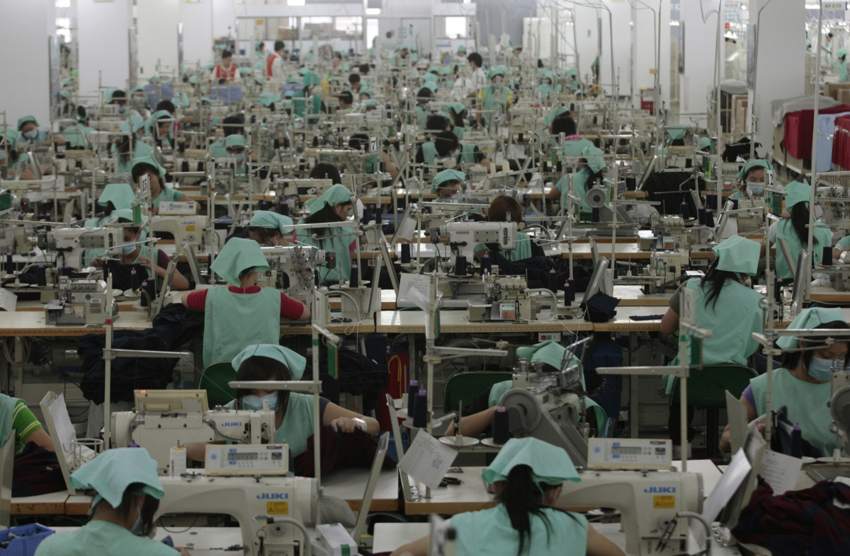 Poor Working Conditions Fashion Industry