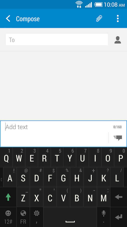 HTC Sense Input Keyboard with 'Trace' Feature Surfaces on Google Play: Officially Available to Download