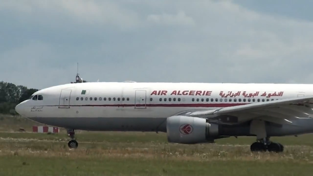 Air Algerie Flight AH5017 Crashes in Niger Due to Bad Weather