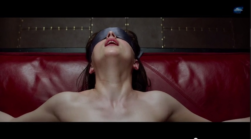 Fifty Shades of Grey trailer Dissappointing? Fans React on Twitte