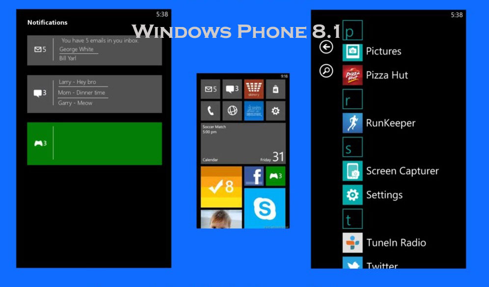 LG's Windows Phone 8.1 Smartphone with 5in Screen Expected ...