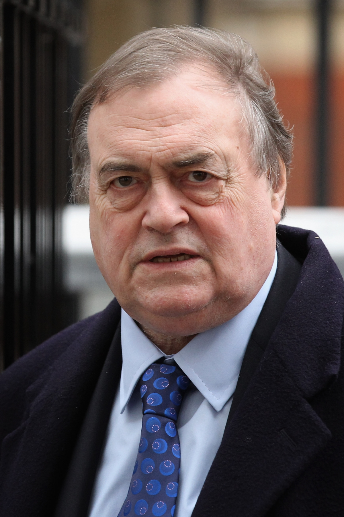 John Prescott has branded Israel's Gaza offensive a war crime. (Getty)