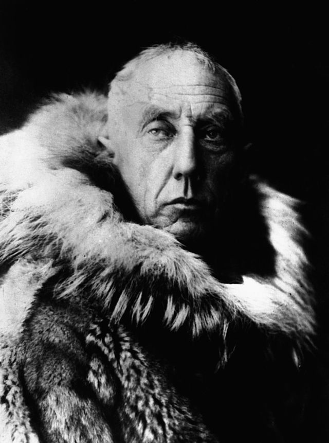Roald Amundsen Net Worth