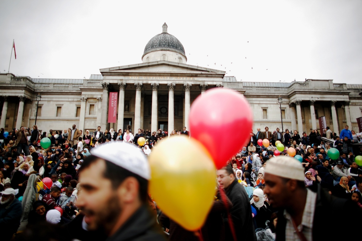 London Eid