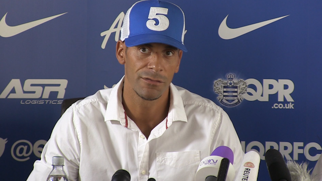 Rio Ferdinand Talks about His Year Ahead at QPR