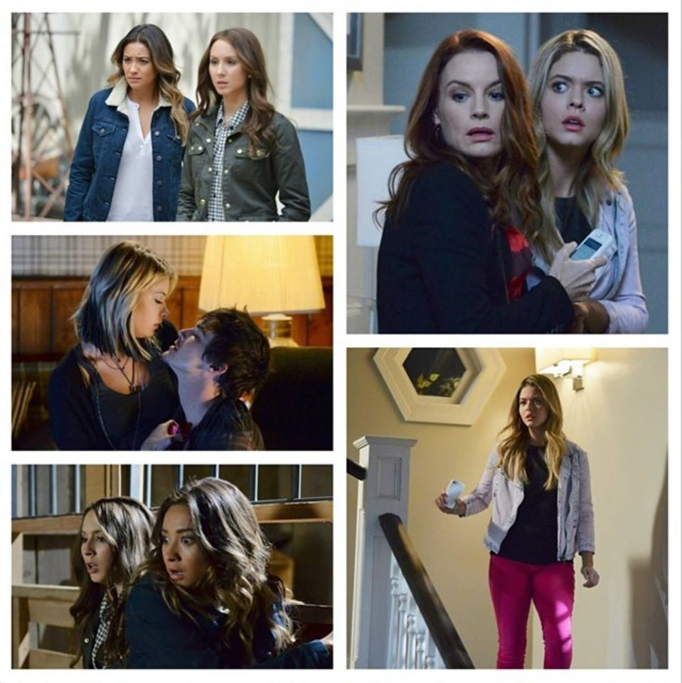 Pretty Little Liars Season 5: Where to Watch Live Stream Online Episode 8 'Scream for Me'