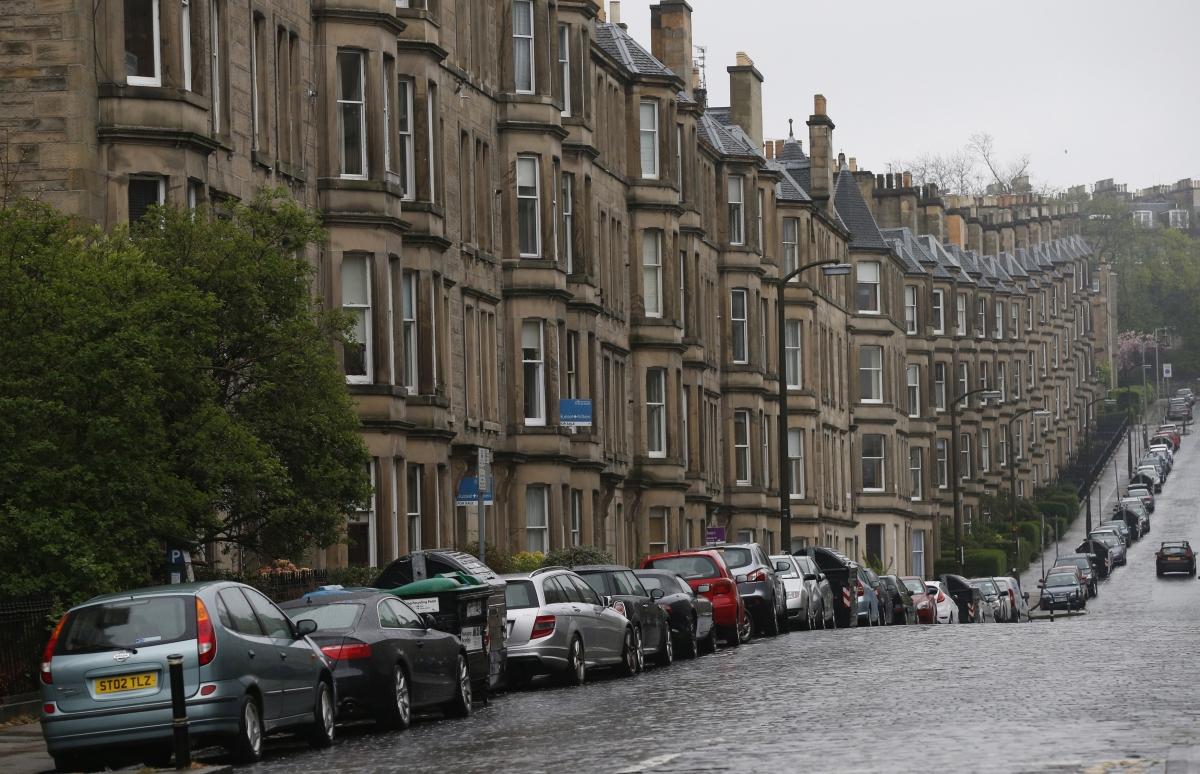 Scotland housing