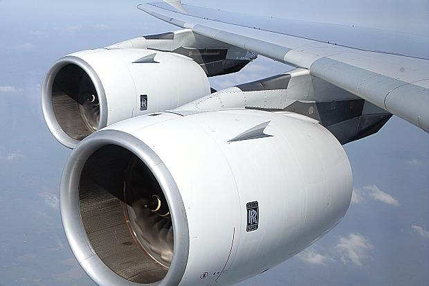 Rolls Royce Hit with £351m Loss after Skymark Cancels Airbus Order