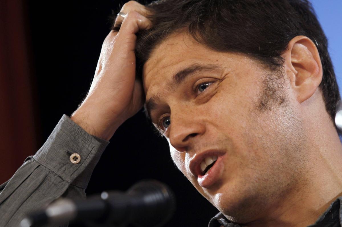 Axel Kicillof, Argentina's economy minister