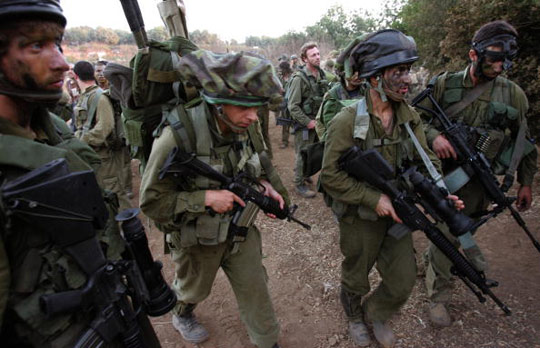 Gaza Strip: Israel Calls up 16,000 More IDF Reservists