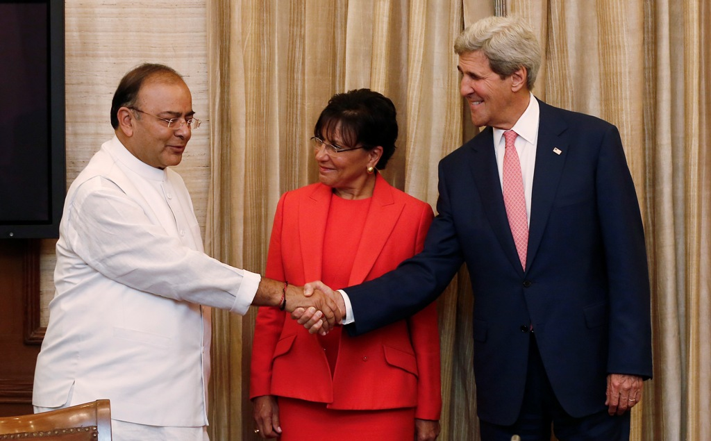 Arun Jaitley John Kerry