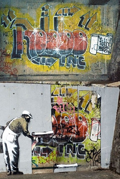 King Robbo Graffiti Artist And Banksy Rival Dies