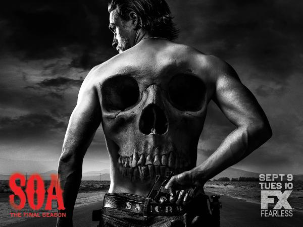 Sons of Anarchy Season 7 Spoilers: Jax is the Reaper and First Six Episode Title Revealed